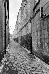 Old alley_DSC0453 (devos.ch312) Tags: street old alley belgium flanders ninove