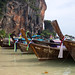 Railay Beach Longtail Boats