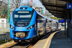 ED78-003 (patryk93) Tags: train impuls regio winoujcie newag zachodniopomorskie przewozyregionalne poznagwny d29351 ed78003 pkpplk r78419