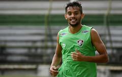 Treino 31.03.2016 (Fluminense F.C.) Tags: correndo sorrindo treinando