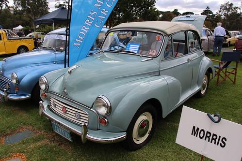 1959 Morris Minor 1000 Convertible