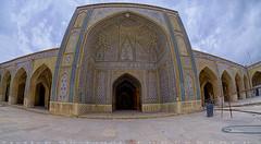 Vakil Mosque entrance (T   J ) Tags: iran fujifilm shiraz xt1 teeje samyang8mmf28