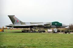 Avro Vulcan B2 XL426 (SparkyMark's Aircraft ) Tags: museum force nuclear v b2 vulcan bomber raf avro vbomber royalairforce deterrant