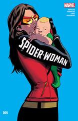 Spider-Woman # 5 (Javier The Rodriguez) Tags: dennis lopez marvel javier alvaro rodriguez hopeless spiderwoman