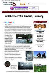 newspullman Knights of the Golden Circle (Ten Gallon Al) Tags: city circle bavaria golden knights pullman