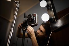 (Alex Shapovalov) Tags: black dark paper movie studio lights drops blood shadows capture backstage filmmaker vfx inks 2015 blackmagic visualeffects gavrilov ssasha neploho alexshapovalov