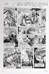 Doc Savage Vol. 1, No. 1 (August, 1975), page 39.  Original pen and wash art signed by John Buscema. (lhboudreau) Tags: blackandwhite art illustration ink comics 1 sketch blackwhite artist comic drawing originalart signature comicbookheroes illustrations drawings artists superhero 1975 docsavage superheroes marvel sketches marvelcomics buscema no1 signatures penandink signed inked savage penink periscope inking number1 johnbuscema comicart divinggear firstissue originalcomicart penandwash p39 comicbookhero august1975 page39 penwash marvelcomic marvelcomicsgroup comicbookpage volume1number1 silverzig silverziggurat