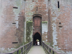 Entrance To Caerlaverock (Smabs Sputzer) Tags: scotland scoland