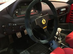 1993 Ferrari F40 LM 1of 19 built (mangopulp2008) Tags: london ferrari 1993 classics jd lm mayfair 19 built f40 1of