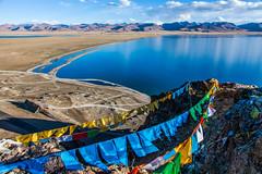Overlooking Namtso (Kelvinn Poon) Tags: tibet namtso 西藏 納木錯 nagqu 那曲 lakenam