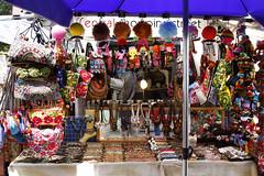 on the streets (arju16) Tags: travel canon thailand toys momento pattaya roadsidestall centralmall canoneos40d shoppinginpattaya softtoysandbags