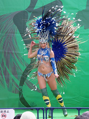 #7679 shake those tail feathers (Nemo's great uncle) Tags: dancer  odaiba  aomi kotoku braziliancarnival  tky