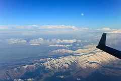 Overflying Afghanistan near Bagram (m0rus ) Tags: sky mountains flying afganistan bagram 2016