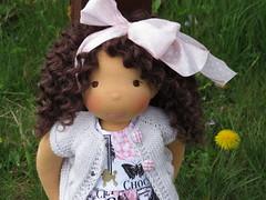 Sophie (Snezinka-Snowflake) Tags: waldorfdoll steinerdoll naturaltoys waldorfinspireddoll