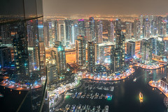 Dubai - Marriott's view (Raphal Melloul) Tags: world trip travel reflection building rooftop beautiful night port marriott photography boat photo nikon dubai photographer view photos explore reflect photograph nikkor raphael incredible reflexion discover d800 picoftheday photographe dbx photographies melloul bestoftheday nikond800 lneadbx