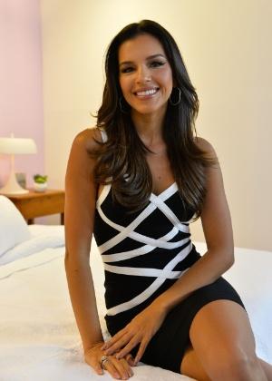 """""""Minha autoestima sempre foi lá em cima"""", brinca Mariana Rios"""