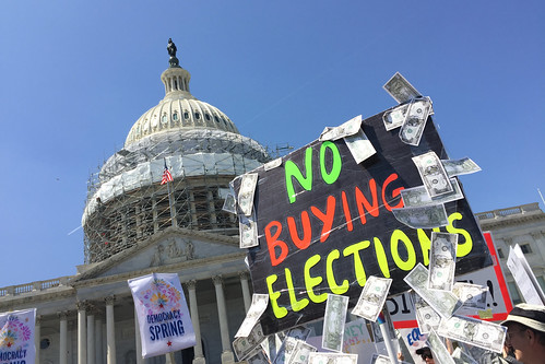 no buying elections