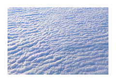 Clouds (mkel) Tags: blue white abstract clouds airplane view emptiness