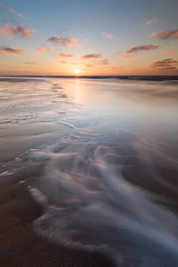 Frinton (binliner) Tags: sea motion blur water sunrise soft flickr foam essex eastanglia froth frinton