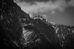 Mountain Vibe (sampost) Tags: california park mountain roadtrip national yosemite sierras ridgeline daytrip vibe mindblown
