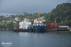 Heidi (Aviation & Maritime) Tags: norway heidi cargo bmlo cargoship generalcargo generalcargoship rubbestadneset