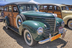 Woodies at the Beach (dmentd) Tags: wagon woody woodie