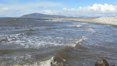 A stirring sight (billnbenj) Tags: video waves cumbria barrow hightide walney earnsebay