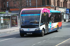 47843 FT13ODH (Wee G 1&2 Branded) (G2 - South Glasgow Hosp) (AMcC1970) Tags: g wee stagecoach