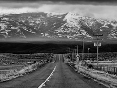 Somewhere in Nevada, #110 (andertho) Tags: bw landscape nevada olympus omd m43 em5 microfourthirds