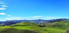 Rolling hills of Sonoma County (harminder dhesi photography) Tags: green nature landscape outdoors view hiking sonoma hills bayarea petaluma sonomacounty norcal s3 vsco snapseed vscocam
