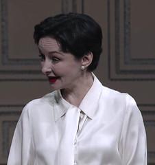 female Teacher/Governess (Meinhardis66) Tags: rock tie maid bluse krawatte dienstmdchen governess gouvernante schuluniform schleifenbluse zchtig hochgeschlossen properuniform