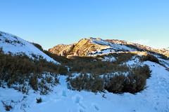 IMG_0393 (JIMI_lin) Tags: sunset snow taiwan  tw       hehuanmountain