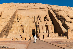 Abu Simbel (gambat) Tags: architecture temple desert egypt aswan nubia abusimbel ramessesii upperegypt egyptianarchitecture