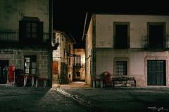 Una calle en una noche cualquiera (Zalosev) Tags: plaza nocturna