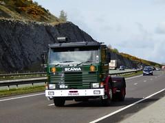 Photo of XRO 442X - Scania 82M - W.T. & E. Banks, Halsall, Ormskirk, Lancashire.