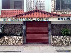 Belize City - Ambassador Lounge (The Popular Consciousness) Tags: belize belizecity centralamerica
