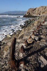 ruins of Sutro Baths (vhines200) Tags: sanfrancisco pacificocean landsend sutrobaths pointlobos 2015