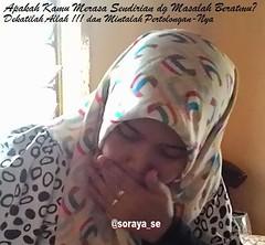 Soraya Merasa Wanita Jomblo (Soraya Feraniditha) Tags: blog web id muslimah soraya malu sendirian cantik jilbab kerudung cewek twitter jomblo pemalu curhat gadisberjilbab wanitamuslimah wanitaberjillbab gadismuslimah