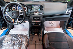 Mercedes E 350 BT Coupè *AMG PLUS * - C207-  252 c.v - Negro Obsidiana