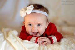 Ola (liam.killington) Tags: christmas baby cute infant sweet cutie babyphotography