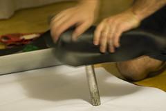 sillin9 (Susonauta) Tags: restore saddle restauración sillín tapizado