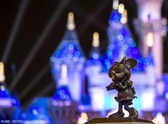 Visions of Sugar Plum Mickeys... (Ring of Fire Hot Sauce 1) Tags: christmas disneyland sleepingbeautycastle