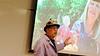 Leonardo Talk at USF (fabola) Tags: art bioart canard doctor creativity fabio figurine laser leonardo maker presentation pataphysical piero priscilla phylora really science skidz talk usf feature best pataphysics 2016