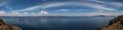 Taquile. Titicaca (Igorza76) Tags: blue lake peru uros titicaca water azul del america de landscape lago island agua amrica san republic pano south floating bolivia carlos paisaje per shore sur taquile isla andino repblica altiplano puno orilla urdia panormica ura paisaia lakua irla flotante navigable titiqaqa piruw navegable intika