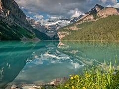 Mount Victoria & Lake Louise, Banff National Park, Alberta (Cwep) Tags: canada location alberta lakelouise banffnationalpark mountvictoria 2011