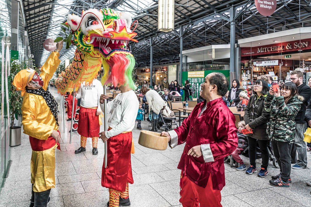 HAPPY CHINESE NEW YEAR 2016 [A YEAR OF THE MONKEY BEGINS IN DUBLIN]-111657