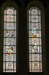 Vidrieras Catedral Luterana Santa Maria o de la Cpula Riga Letonia 05 (Rafael Gomez - http://micamara.es) Tags: santa de la o maria dom catedral vidrieras riga doms luterana zu cpula letonia rgas