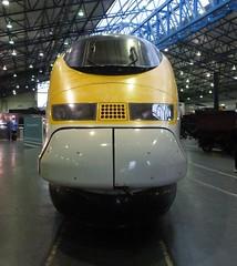 Eurostar (feroequineologist) Tags: eurostar railway nrm nationalrailwaymuseum