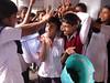 Friends forever (Rajib Singha) Tags: street travel school portrait india children interestingness uniform westbengal hooghly flickriver canonpowershots90 dilakash