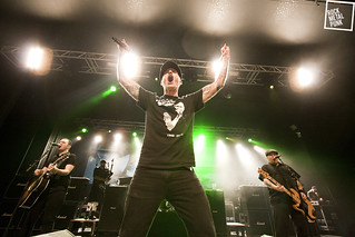 March 22, 2015 // Dropkick Murphys at Birmingham 02 Academy //  Shot by Carl Battams